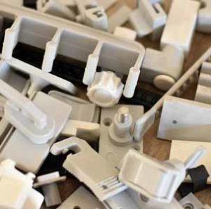Výroba plastových dílů